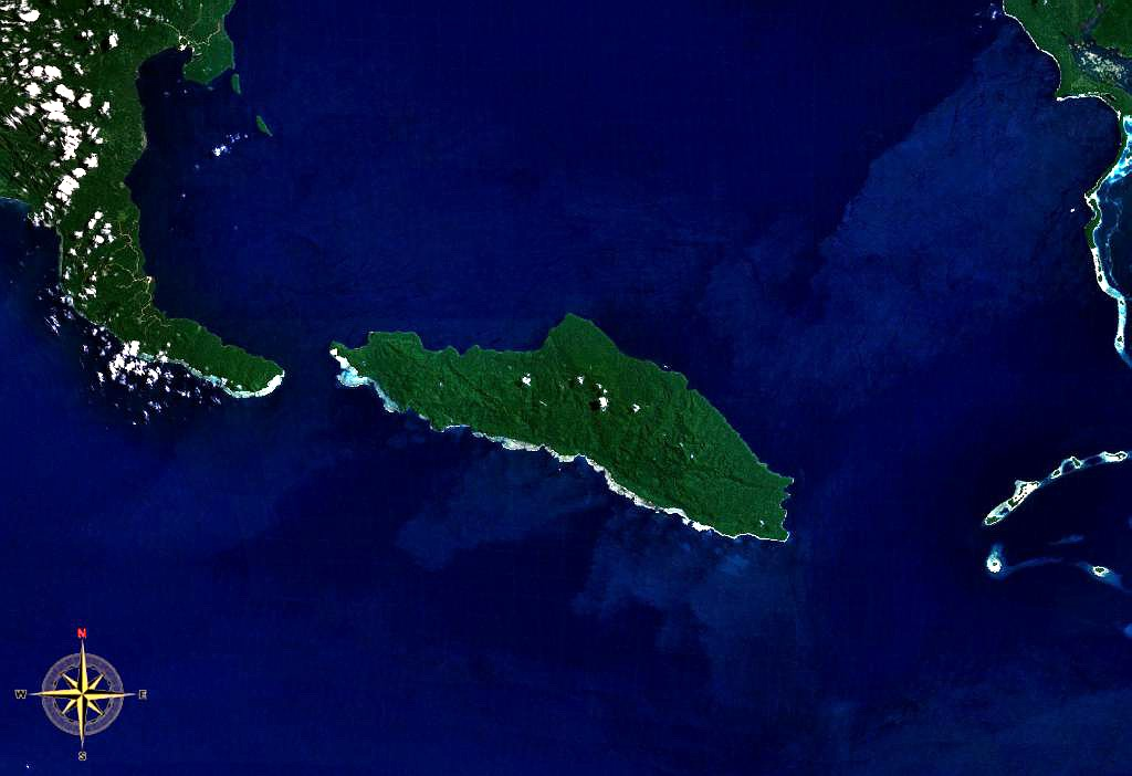 The World S Most Populated Island