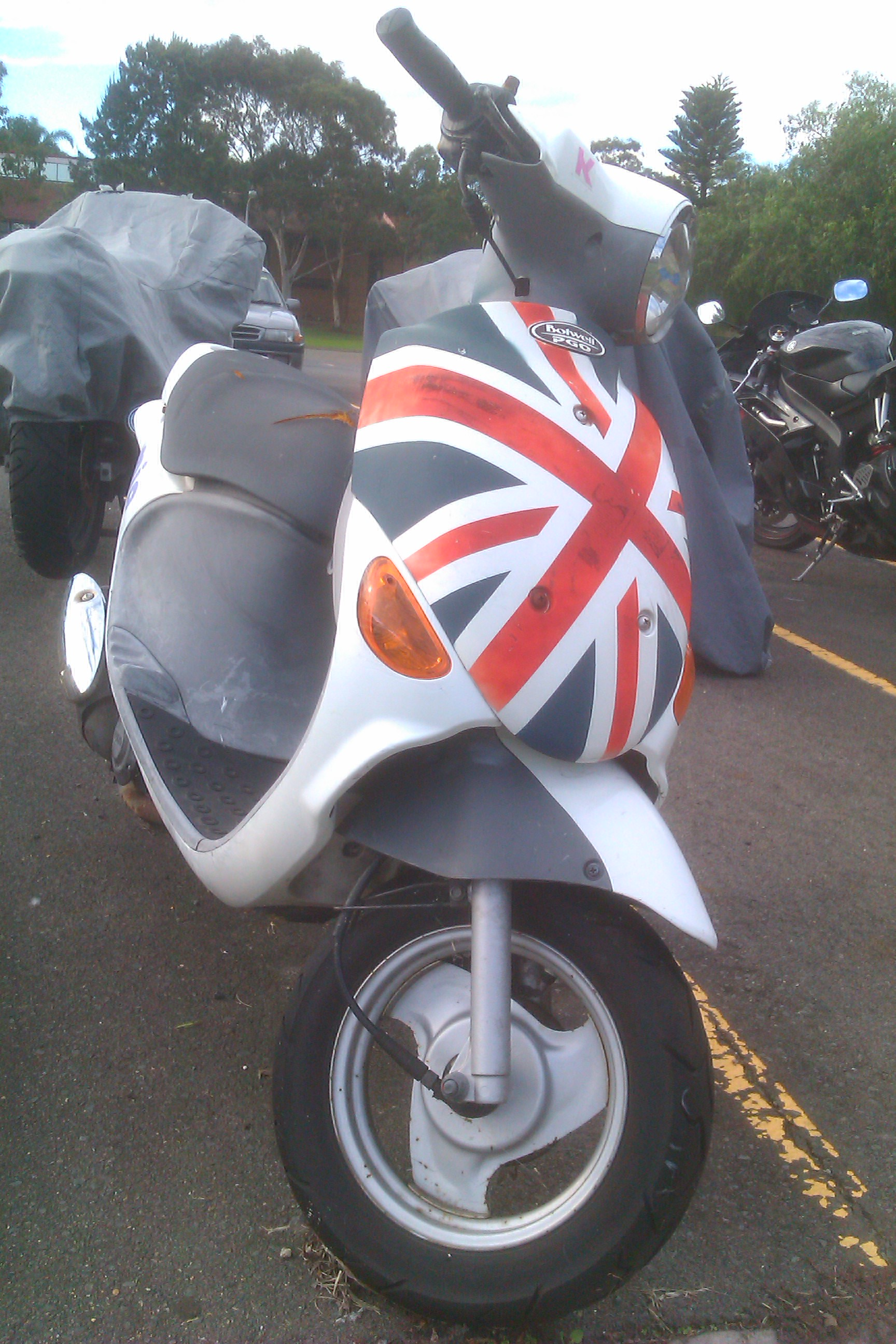 Little Scooter
